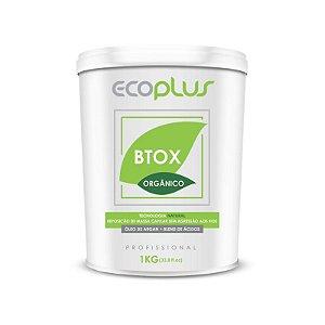 Btox Capilar Orgânico Ecoplus 1KG
