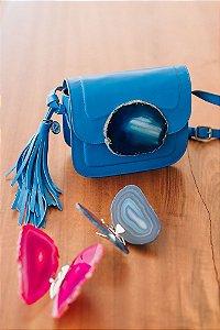 Bolsa Agata La Spezia Azul