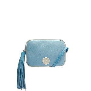Bolsa pequena transversal Kate Schutz Azul
