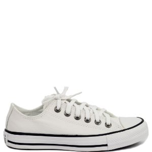 Tênis Converse All Star Couro (BE0505) Branco