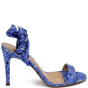 Sandália Cláudia Mourão (AU1565) Azul