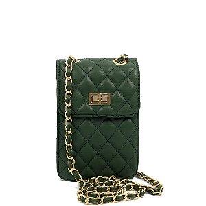 Bolsa Cláudia Mourão (BK2587) Verde