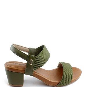 Sandália Usaflex (BQ8387) Verde