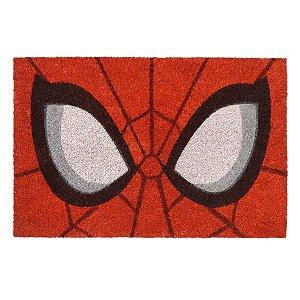 Capacho Marvel Máscara Homem Aranha 61x41x1,5 cm
