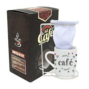 Kit de Café Meu Café é Meu