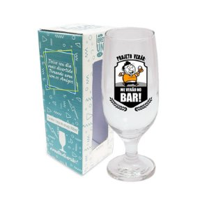Taça de Cerveja Projeto Verão 300 ml