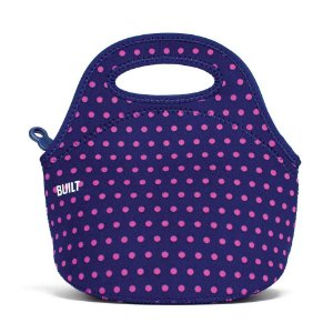 Lancheira Térmica Mini Gourmet Getaway Mini Dot Navy Built