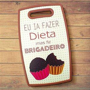 Tábua de Corte - Eu ia Fazer Dieta mas Fiz Brigadeiro
