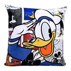 Almofada Mickey e Pato Donald