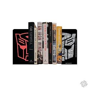 Aparador de Livros Transformers Autobots