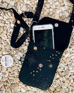 Shoulder Bag Meraki  - Meu Universo Preto