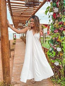 Vestido Amplo Antonella - Off White