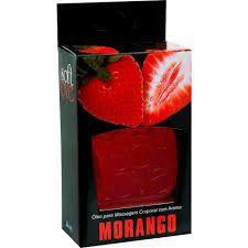 Gel Hot Morango