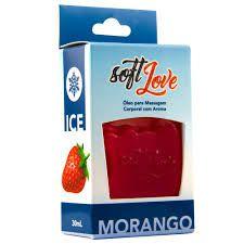 Gel Ice Morango