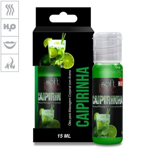 Gel Hot Caipirinha 15 mL