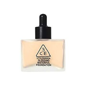 [3CE] Glossing Waterful Foundation SPF15 PA+ 40g