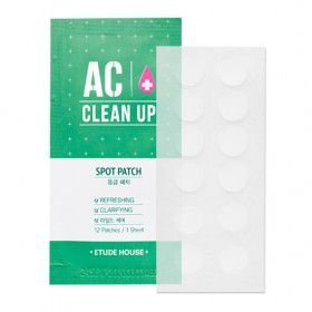 [ETUDE HOUSE] AC Clean Up Spot Patch - 1 unidade