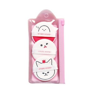 [ETUDE HOUSE] My Beauty Tool Air Puff Bundle - 1pack (3pcs)