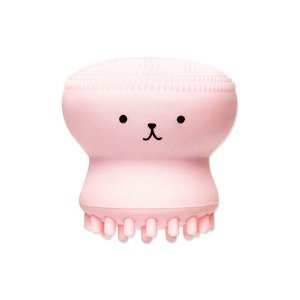 [ETUDE HOUSE] My Beauty Tool Exfoliating Jellyfish Silicon Brush - 1pcs
