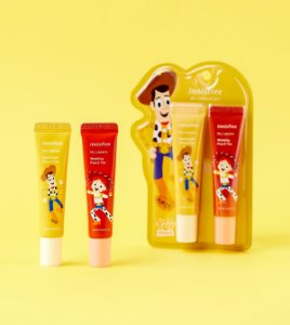 [INNISFREE] Toy Story My Lip Balm Set