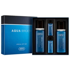 [MISSHA] For Men Aqua Breath Special Gift 2 Set (4 itens)