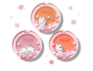 [THESAEM] Saemmul Single Blusher (Over Action Little Rabbit) - Cor CR04