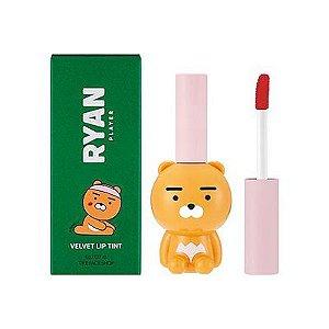 [THE FACE SHOP] Club Ryan Velvet Lip Tint - 5g