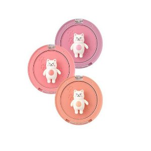[TONYMOLY] BLING CAT TAIL POWDER CHEEK
