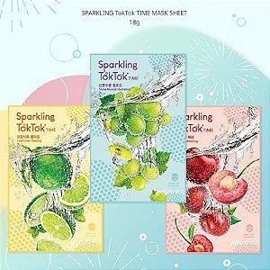 [PERIPERA] Sparkling TokTok Time Mask Sheet