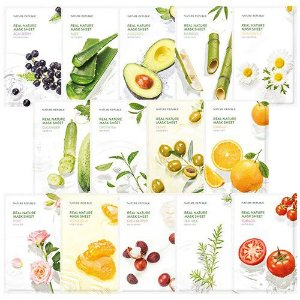 [NATURE REPUBLIC] Real Nature Mask Sheet - 23ml