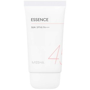 [MISSHA] All-around Safe Block Essence Sun SPF45 PA+++ - 50ml