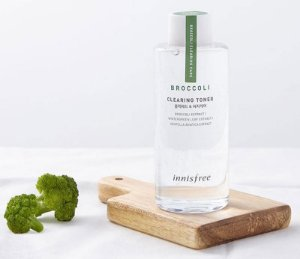[INNISFREE] Broccoli Clearing Toner 150ml