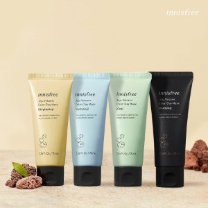 [INNISFREE] Jeju Volcanic Color Clay Mask - 70ml