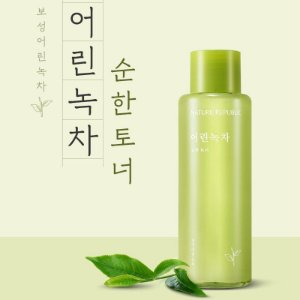 [NATURE REPUBLIC] Young Grean Tea Mild Toner 155ml