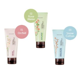 [THE FACE SHOP] Daily Perfumed Foam Cleanser - 60 ml