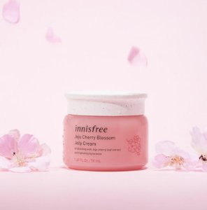[INNISFREE] Jeju Cherry Blossom Jelly Cream - 50ml