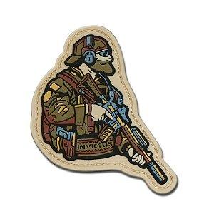 PATCH INVICTUS GUNNER