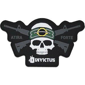 PATCH INVICTUS BRASIL SHOOTER