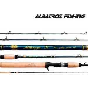 Vara de Pesca Albatroz Althezza III 5'6 10-25Lbs