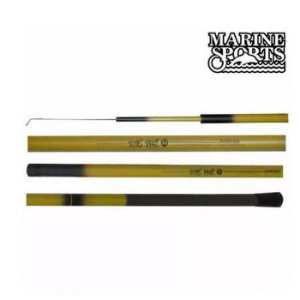 Vara de Pesca Marine Sports Telescopia Bamboo 3307 3,30m