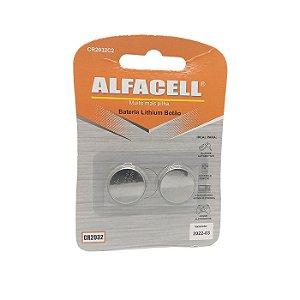 Bateria Aalfacell Lithium 3V C/2