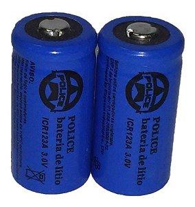 Bateria De Lítio IRC123 3.0V