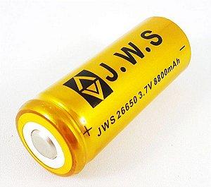 Bateria Recarregável WS-26650