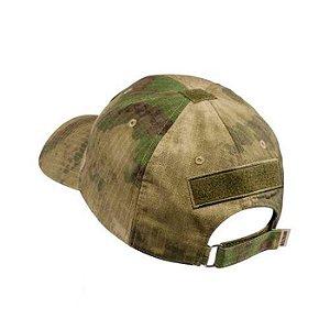 Boné Invictus Trooper Cam Verde. A-TACS FG Tam. U