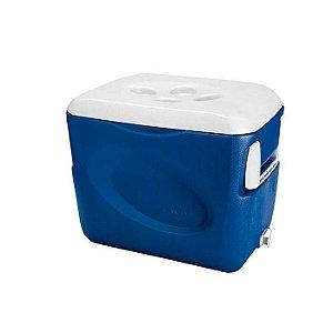 Caixa Térmica Invicta 45L- Azul