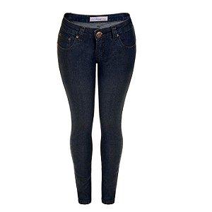 Calça Jeans Fem Grafite C/Lycra