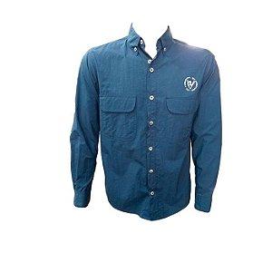 Camisa By Aventura Atibaia Azul