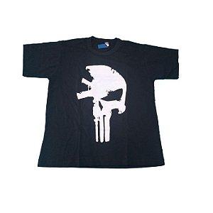 Camiseta HD Brasil Caveira