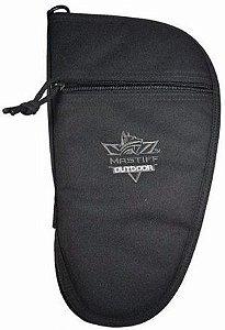 Capa para Armas Curtas AVB - AVBPH1034 Preto M