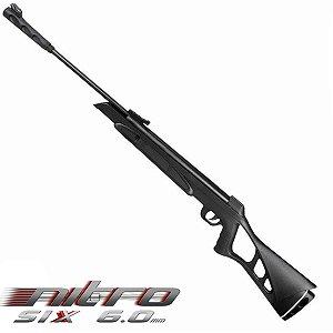 Carabina De Pressão CBC Nitro Six 6.0